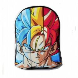 Maleta Morral Dragon Ball Super Goku Anime 45x35 Cm (Entrega Inmediata)
