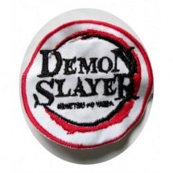 Kimetsu No Yaiba/ Demon Slayer Parche Bordado Logo (Entrega Inmediata)