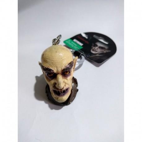 Nosferatu - Jigsaw Llavero 3 D Pvc Flexible (Entrega Inmediata)