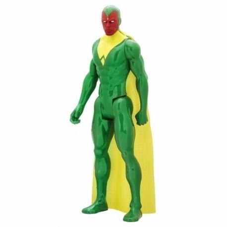 Muñeco Acción Avengers Titan Héroe Hasbro Vison (Entrega Inmediata)
