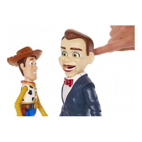 Benson 34cm Y Woody 23cm Toy Story 4 Mattel Ggj89 (Entrega Inmediata)