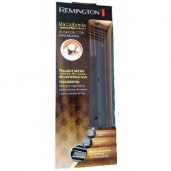 Plancha Remington Ceramica Macadamia Control Frizz Y Puntas (Entrega Inmediata)