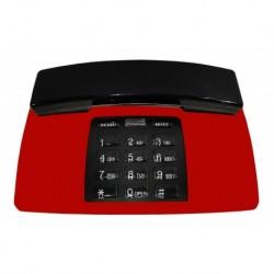 Telefono Mesa Digital Rojo O Blanco Robusto Y Duradero (Entrega Inmediata)