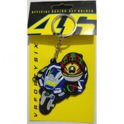 Llavero Moto Piloto Key Chain Motogp Valentino Rossi (Entrega Inmediata)