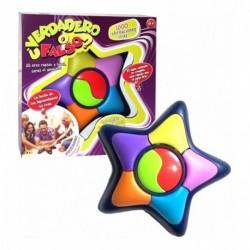 Juego De Mesa Verdadero O Falso Original Boing Toys