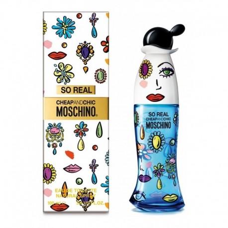 Perfume Original So Real Cheap And Chi (Entrega Inmediata)