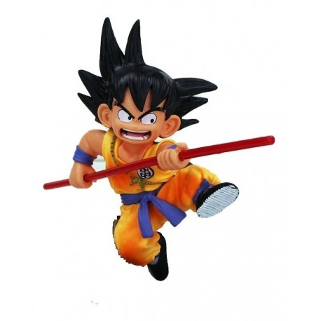 Figura Goku Niño Dragon Ball Coleccionable (Entrega Inmediata)