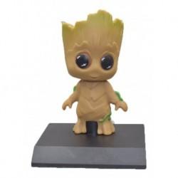 Figura De Baby Groot Sentado O De Pie - Mueve La Cabeza (Entrega Inmediata)