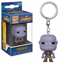 Llavero Thanos Funko Pop Avengers Marvel Avengers (Entrega Inmediata)