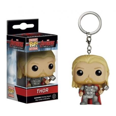 Llavero Pop Keychain Thor Marvel 4cm Aprox) (Entrega Inmediata)