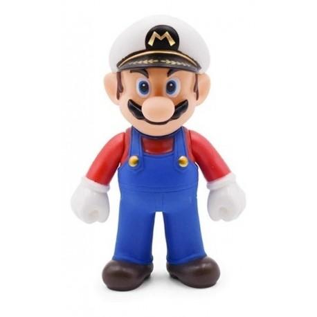 Figura Mario Bros Mario Market Luigi Mario Gold (Entrega Inmediata)