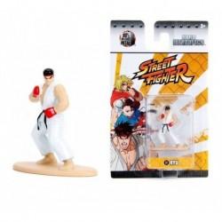 Figuras Street Fighter Ryu - Ken Metalicas - Nano Metal Fig (Entrega Inmediata)