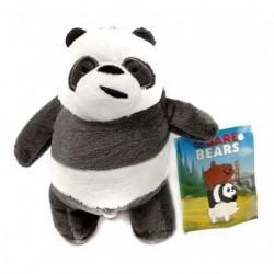 Escandalosos Oso Panda Peluche Llavero Pequeño (Entrega Inmediata)