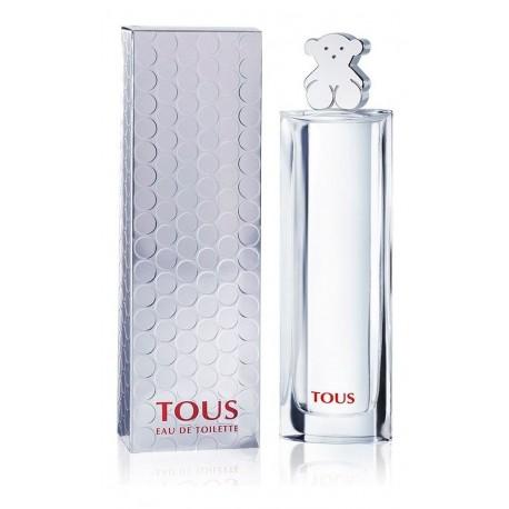 Perfume Original Tous Silver Para Muje (Entrega Inmediata)