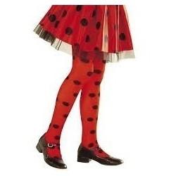 Medias Pantalón Niñas Talla M Halloween Disfraces Bj1060-10 (Entrega Inmediata)