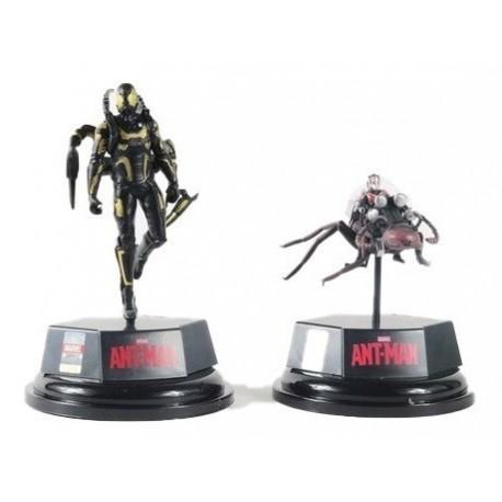 Figura Ant Man Set X2 Marvel Super Heroes (Entrega Inmediata)