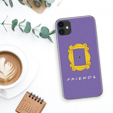 Funda Personalizado Friends Puerta iPhone Samsung Huawei (Entrega Inmediata)