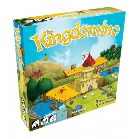 Kingdomino Juego De Mesa Devir 502017 (Entrega Inmediata)