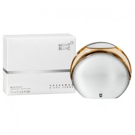 Perfume Original Presence De Mont Blan (Entrega Inmediata)