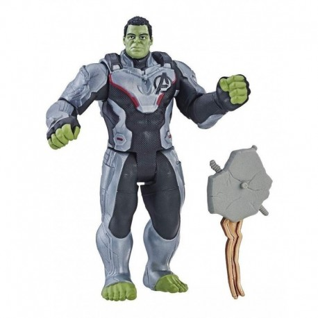Hulk 15cm Avengers Endgame Marvel Hasbro E3938 (Entrega Inmediata)