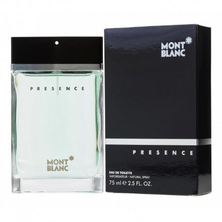 Perfume Original Mont Blanc Presence P (Entrega Inmediata)