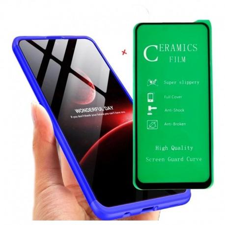 Funda Forro Estuche 360 º De Lujo + Vidrio 5d Samsung A71 (Entrega Inmediata)