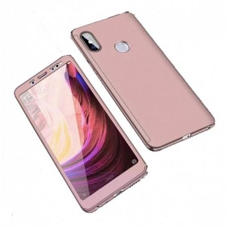 Xiaomi Mi A2 / A2 Lite Estuche 360 + Vidrio Templado 2d (Entrega Inmediata)