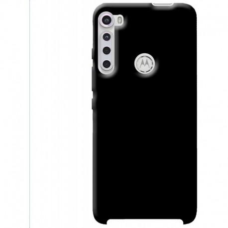 Funda Estuche Silicone Case Motorola One Fusion + Plus (Entrega Inmediata)