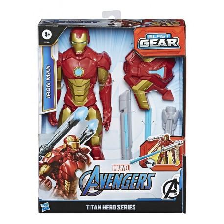 Avengers Iron Man Titan Blast Gear (Entrega Inmediata)