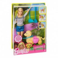 Barbie Paseo De Perrito (Entrega Inmediata)