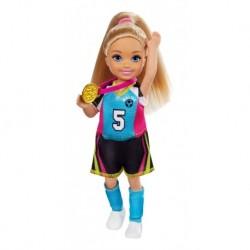 Barbie Chelsea Futbolista (Entrega Inmediata)