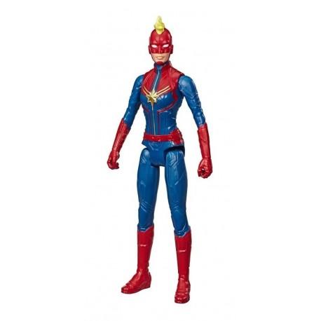Capitana Marvel Marvel Avengers Titan Hero Series E7875 (Entrega Inmediata)