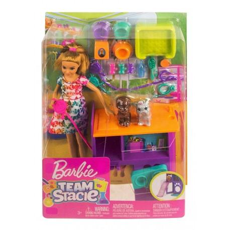 Barbie Mascotas De Stacie (Entrega Inmediata)