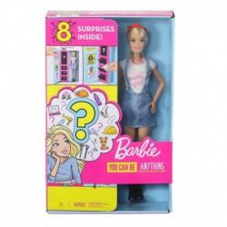 Barbie Profesin Sorpresa (Entrega Inmediata)