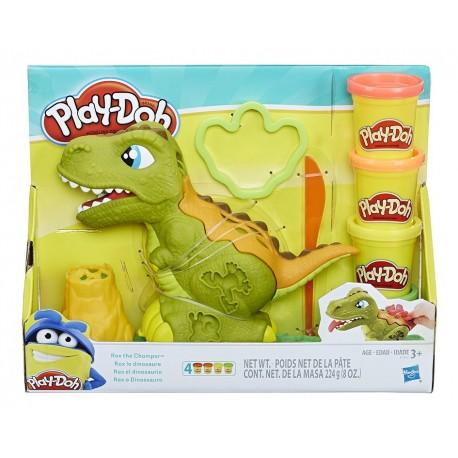 Play Doh Rex El Dinosaurio (Entrega Inmediata)