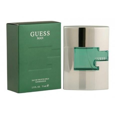 Perfume Original Guess Men Para Hombre (Entrega Inmediata)