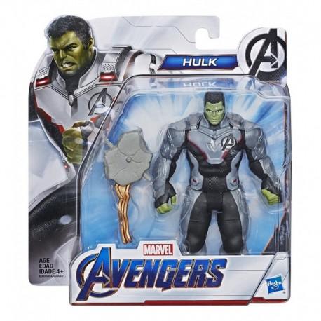 Avengers Figura Deluxe De Pelicula 6 Hulk (Entrega Inmediata)