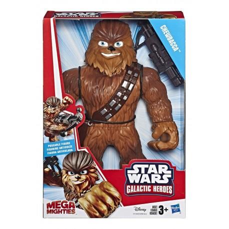 Star Wars Mega Mighties Chewbacca (Entrega Inmediata)