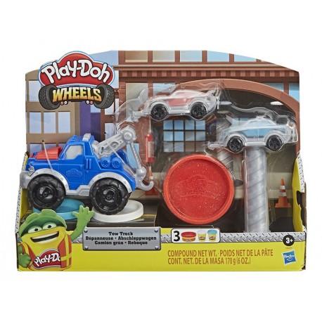 Play Doh Wheels Camion Grua (Entrega Inmediata)