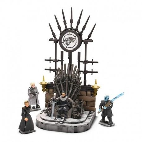 Mega Construx Series Game Of Thrones - Trono De Hierro Gkm68 (Entrega Inmediata)