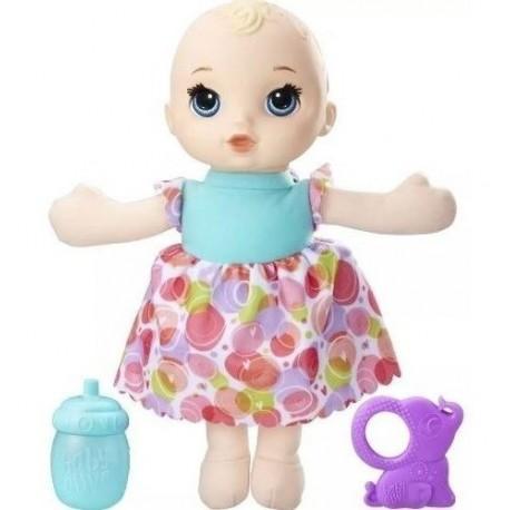 Muñeca Baby Alive, Bebé Sueñitos, Pelo Rubio B9720 (Entrega Inmediata)
