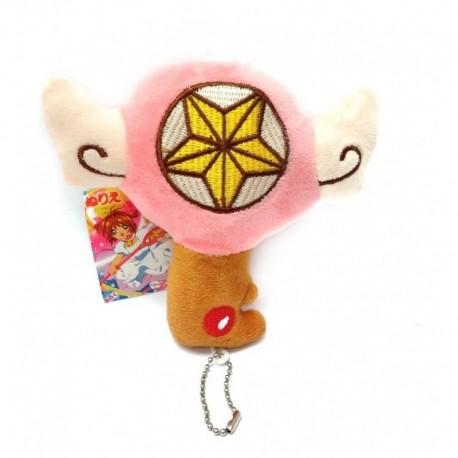 Cardcaptor Sakura Varita Mágica Peluche Llavero (Entrega Inmediata)