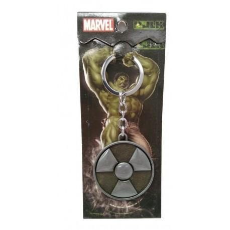 Marvel Hulk Emblema Llavero Metálico Precio Unidad (Entrega Inmediata)