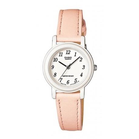 Reloj Casio Lq-139l-7b Pulso Cuero Original Envío Hoy (Entrega Inmediata)