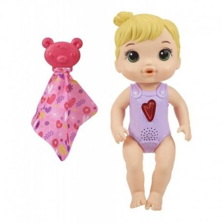 Muñeca Baby Alive Bebé Corazón Feliz Hasbro E6946 Niñas (Entrega Inmediata)