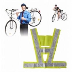 Chaleco Reflectivo De Seguridad Para Motos Ciclistas New ! (Entrega Inmediata)