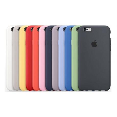 Funda Silicone Case Para iPhone 6 !! (Entrega Inmediata)