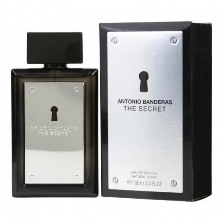 Perfume Original The Secret Antonio Ba (Entrega Inmediata)