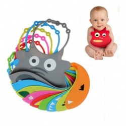 ¡ Babero De Silicona Animal Baby Bib Divertido Estampado !! (Entrega Inmediata)