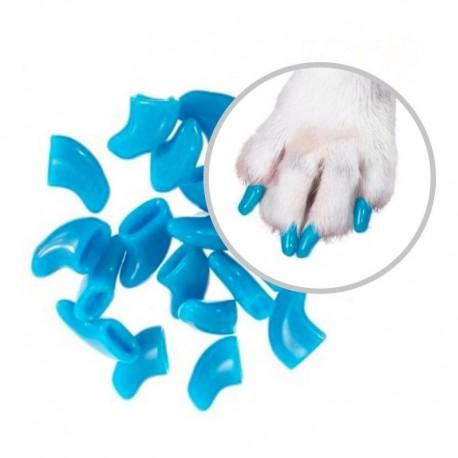 ¡ Protector De Uñas T. Xs Para Gatos Transparente Nail Cap ! (Entrega Inmediata)